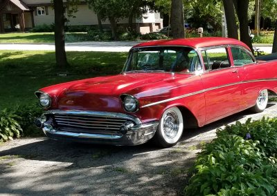 '57 Bel Air Mild Custom