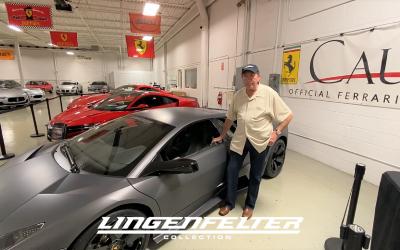 Ken Lingenfelter – Lamborghini Reventon