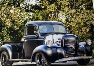Rat Rod Dodge Pick Up