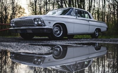 1962 Impala SS