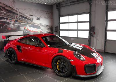 Steve Torrence Porsche GT2 RS